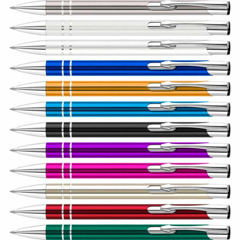 Ideal Personalised Christmas Gift - Personalised Engraved Pens