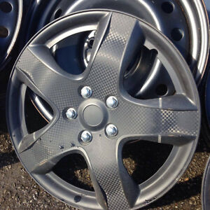 "SELLING - four 18"" Wheels with Rims"