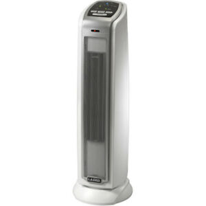 Lasko #5775 Ceramic Tower Heater