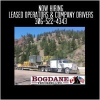Leased Operator Truck Drivers