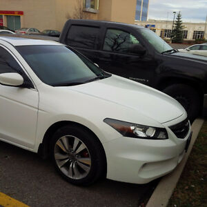 2011 Honda Accord EXL Coupe (2 door)