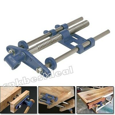 Vise Cabinet Makers Wood Tool Woodworker Workbench Bench Wooden Handle Jaw Craft