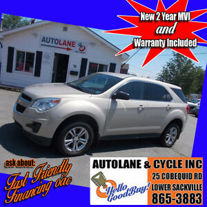 2011 Chevrolet Equinox SUV Only 100000kms Clean Sharp $10495