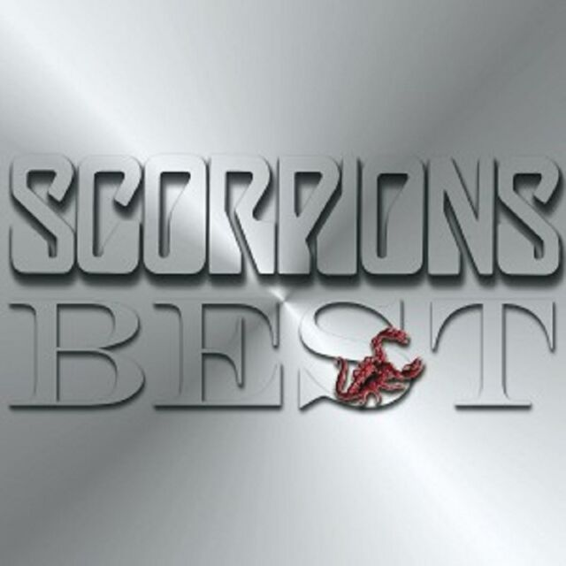 SCORPIONS - BEST  CD NEU