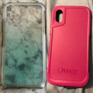iPhone X otter box cases