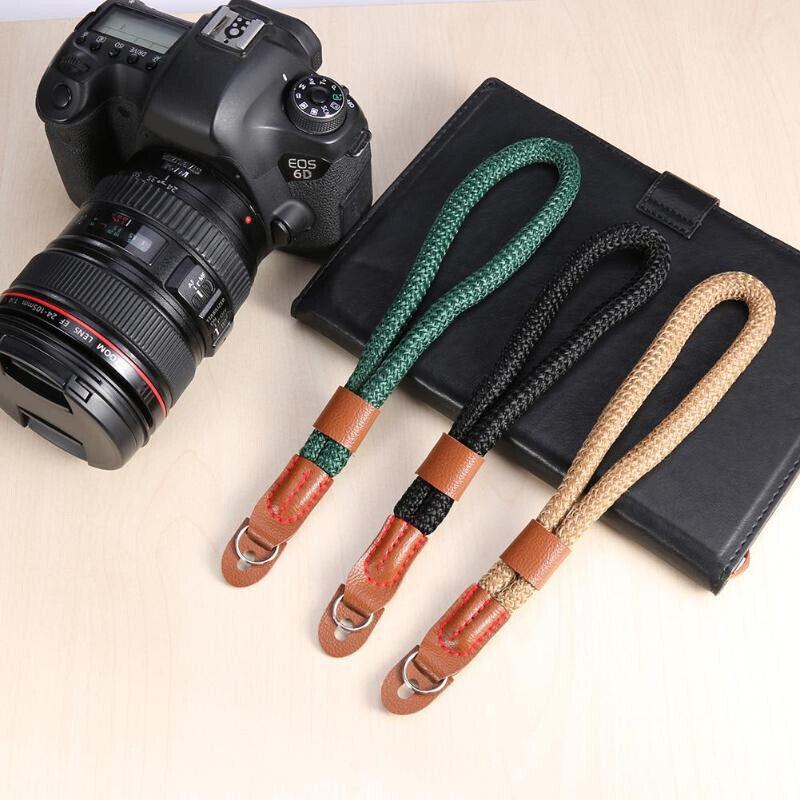 Einstellbare Handschlaufe Trageschlaufe Kameragurt Armband für Handy Kamera Foto
