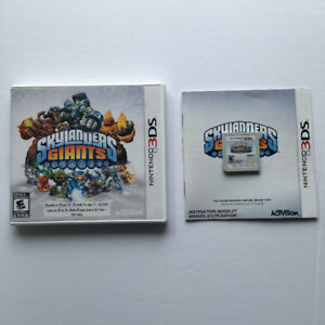 Nintendo 3DS - Skylanders Giants (Game Only)