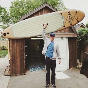 Spring Sale High Quality Inflatable Stand Up Paddle Boards iSUPs Oakville / Halton Region Toronto (GTA) image 9