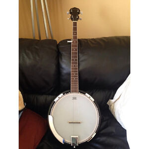 NEW MINT CONDITION Beginners Banjo