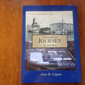 Triumphant Journey The TCS Story by Alan Capon