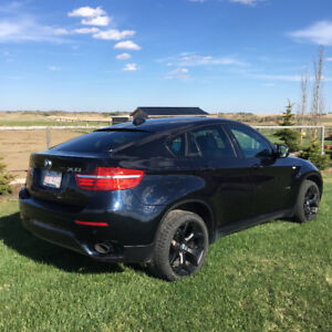 BMW X6 with M sport package