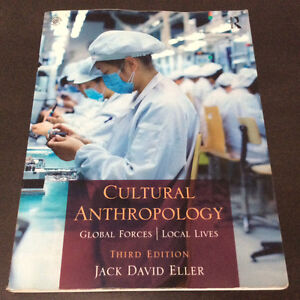 Cultural Anthropology Third Edition, Eller