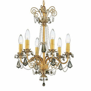 Crystal Gold Chandelier | Buy or Sell Indoor Home Items in Toronto ...