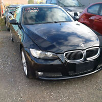 2008 BMW 335i Convertible just arrived at Pic N Save!