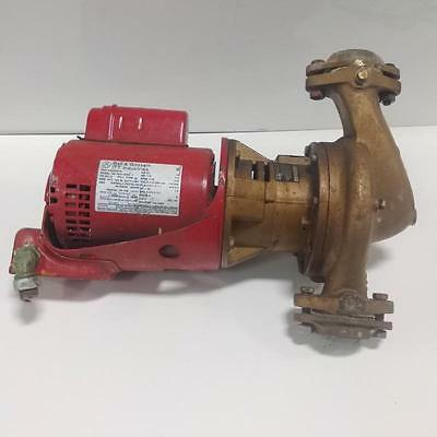 Bell Gossett Itt Ind Circulator Pump 903578 Aqf 56a17d59e