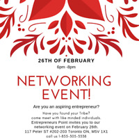 Entrepreneurs Point: Networking and Open House