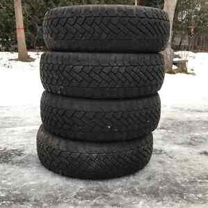 Winter Tires - PaceMark SnowTracker