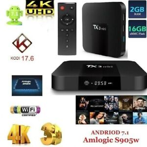 SAVE MONEY....EASY TO USE......TX3 ANDROID BOX