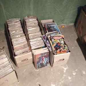 1000 COMIC BOOKS AT 1.00 EACH. Some are 2.00 each See list Oakville / Halton Region Toronto (GTA) image 3