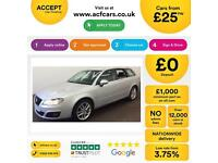 Seat Exeo 2.0TDI DPF ( 120ps ) ST 2012MY SE FROM £25 PER WEEK!