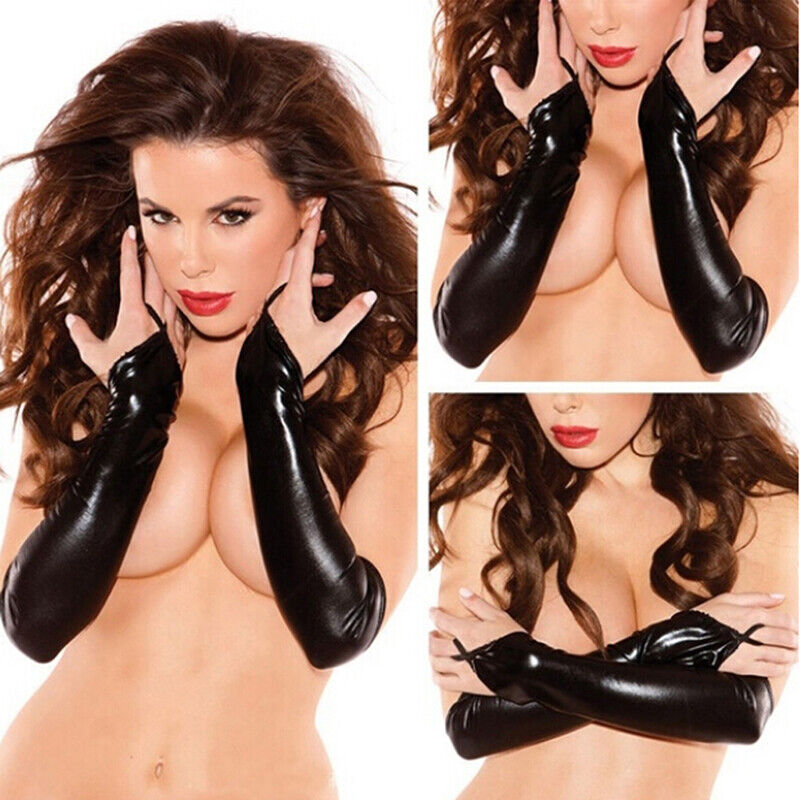 sexy-satin-womens-gloves-sexy-babes-infection