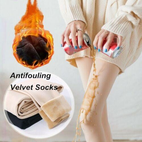 Women Kompression Anti-Fouling unsichtbare Basis Socken Strumpfhosen Winter Soxs