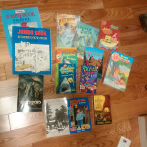 16 books for youth, good condition