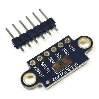 Laser Ranging Flight Time Sensor Module Vl53l1x V2 Cjmcu-531 Extension Board