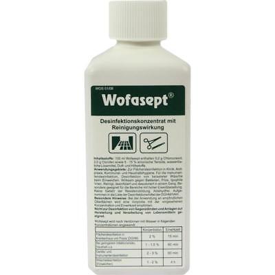 WOFASEPT Desinfektionsloesung   250 ml   PZN4669119