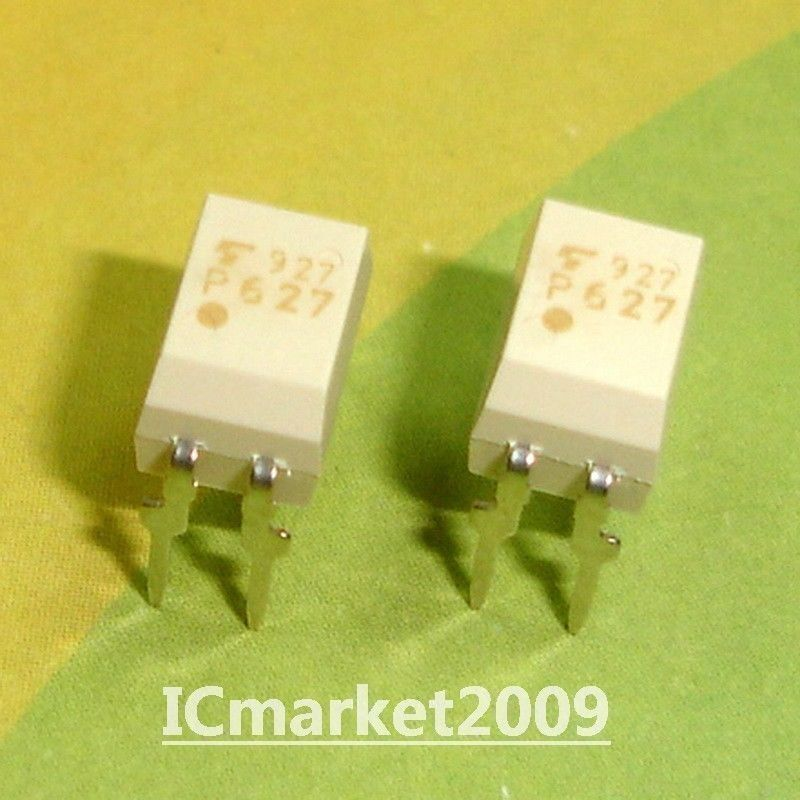 50 PCS TLP627-1 DIP-4 TLP627 P627 PHOTOCOUPLER IC