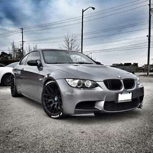 2010 BMW E92 M3 (6MT) Space Grey/Black with Mods