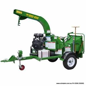 "6"" (150mm) Chipper For Hire Warragul Baw Baw Area Preview"
