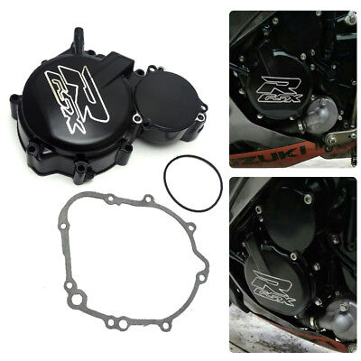 Engine Stator Cover Crank Protect fit Suzuki GSXR GSX-R600 750 2006-2016 Black