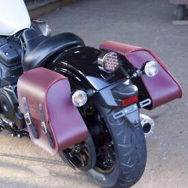 Yamaha Panniers