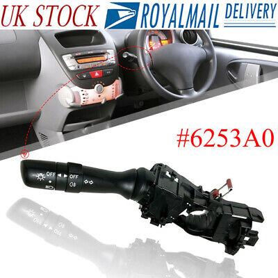 Indicator Light Switch Stalk For Peugeot 107 Citroen C1 Toyota Aygo 6253A0 LOUK