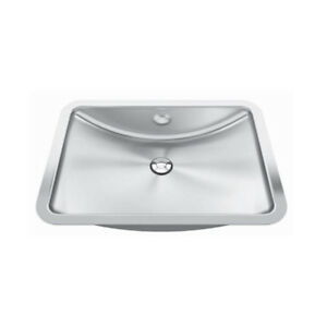 Kindred KSOWB1420U/5 20 x 14 Single Bowl Vanity Basin