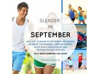 Get yourself healthier this month!