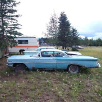 1960 Oldsmobile 88 project