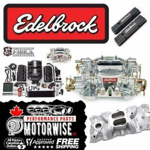 Edelbrock Performance Parts | Find a better price in CANADA? We beat it by 5% | Shop & Order Online at www.motorwise.ca