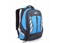 Oulanshi School bag & laptop backpack (Blue) - 3 available!