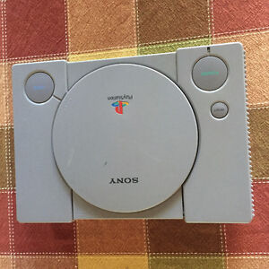 PS1 w/ 2 games