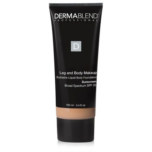 Dermablend Leg and Body Makeup -Light Natural 20N - NEW in Box