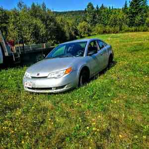 2006 saturn ion quad coupe 5 speed 1000 obo