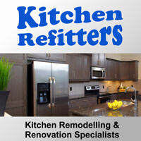 Kitchen Refitters ~ Save 50% on your next kitchen renovation