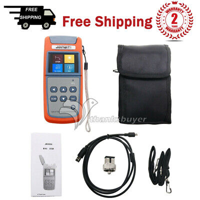 Mini Optical Time Domain Reflectometer Otdr Built-in Visual Fault Locator Thz