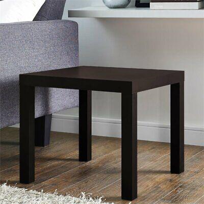 DHP Parsons Modern End Table, Dark Espresso