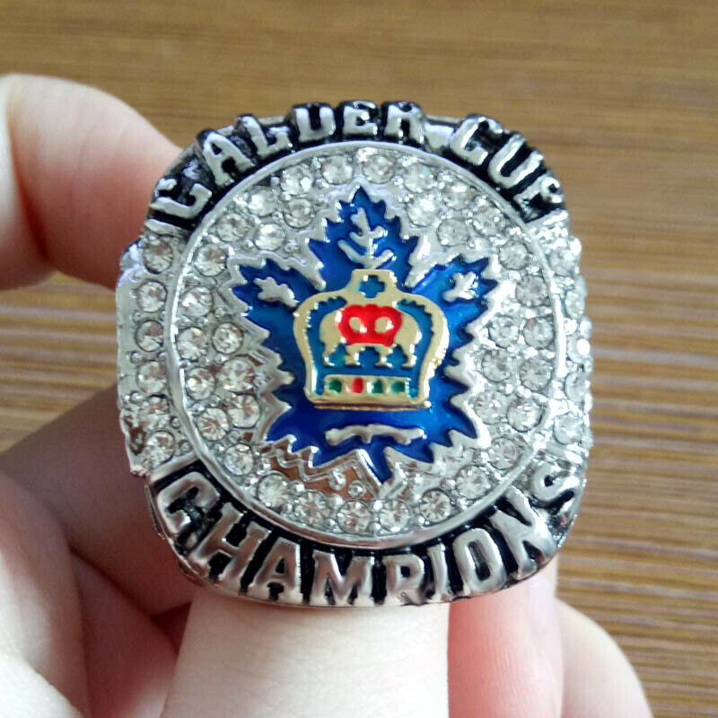 Duke Toronto Marlies Maple Leafs 2018 Calder Cup Champions Mascot Bobblehead AHL