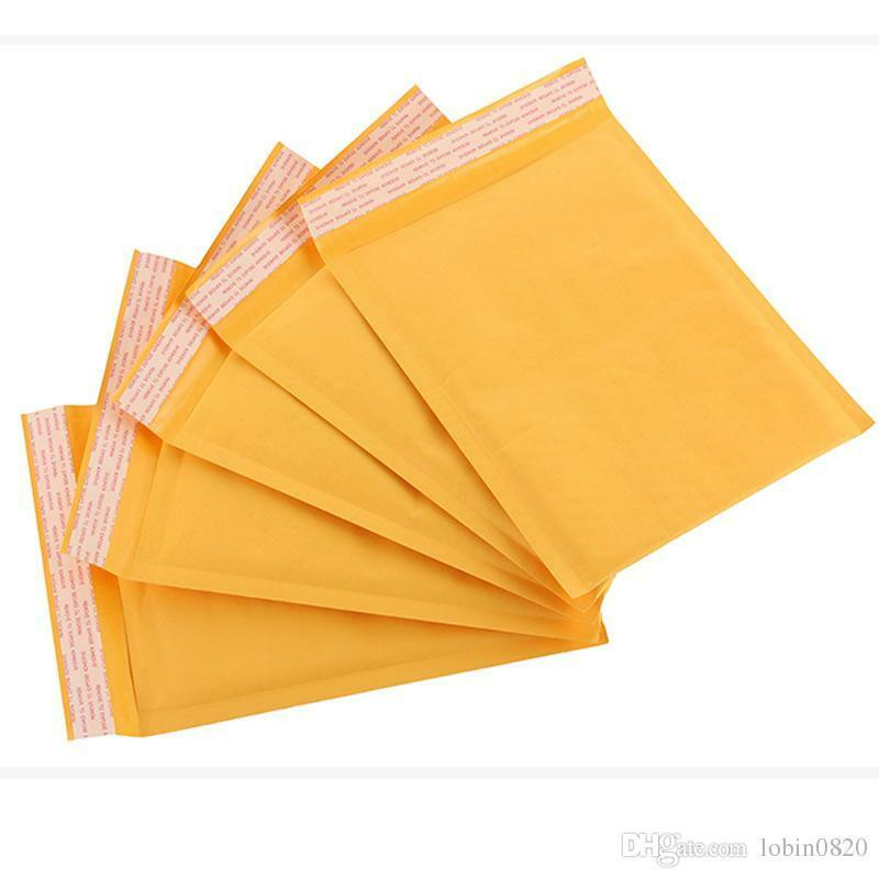 250 Kraft Selfseal Bubble Mailer Padded Envelopes Size 0 6X10″ Business & Industrial