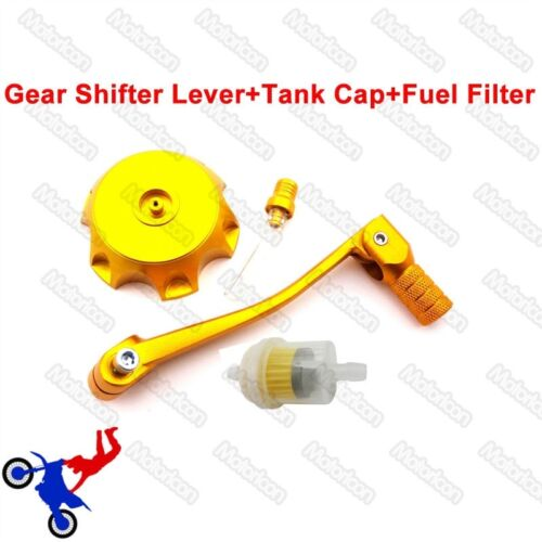 Fuel Tank Cap Cover for Pit Dirt Bike 11mm Gear Shifter Shift Lever