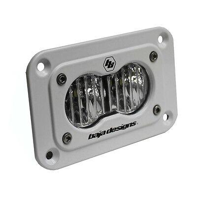 Baja Designs ATV S2 Pro LED Wide Cornering Flush Mount Light White